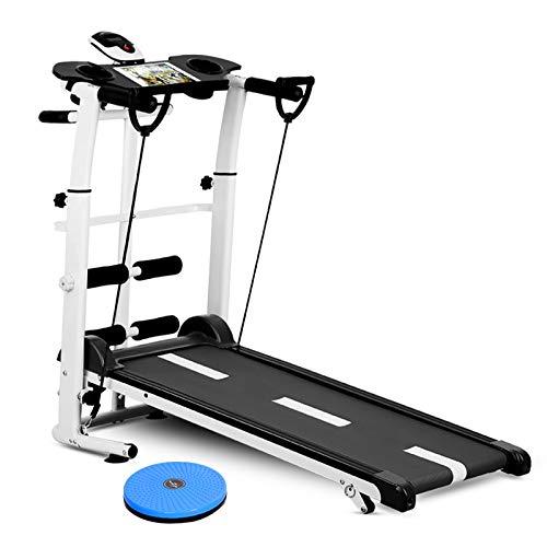 Loopbanden Voor Huis Foldable Function Indoor Fitness Ultra-Stille Werking Machine Met Praktische Tablet Houder,Black