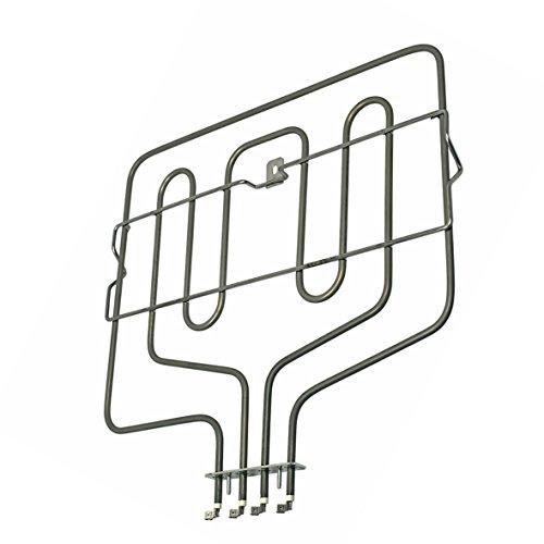 Heizung Heizelement Backofenheizung Oberhitze 2690W Grill 230V Backofen Original Bosch Siemens 00296365 296365 Constructa Neff Junker&Ruh heg hbn hg hb e b ch cf