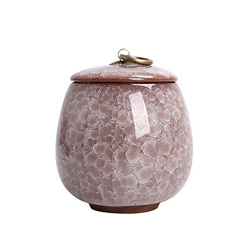 VOVCIG Urna de cerámica