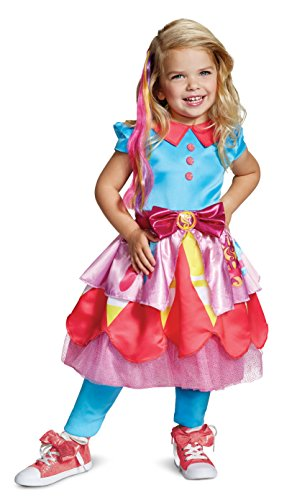 Disguise Nickelodeon Sunny Day Deluxe Toddler Girls' Costume, Medium/(3T-4T)