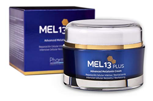 Pharmamel – MEL13 Plus Crema Facial Antiedad para Pieles Dañadas