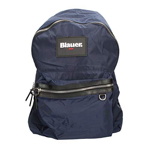 Blauer Borsa zaino uomo Nevada backpack nylon blu navy UB21BU03