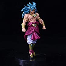 22Cm Z Broly Figure Toy Super Saiyan Broli Anime DBZ Tenkaichi Budokai Collectible PVC Toy Must-Have Gift Tags Girls Favourite Characters Superhero Coloring UNbox Dolls