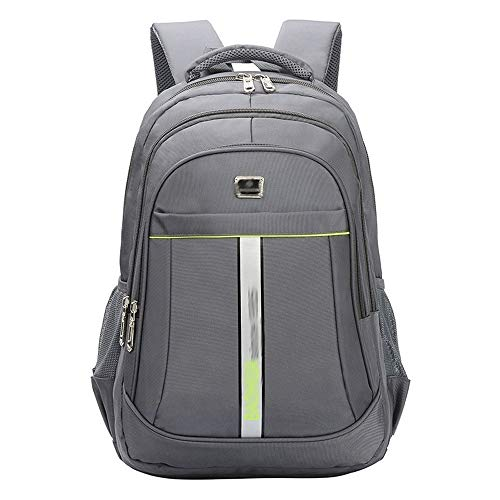 CLCCYYSJD Laptop Backpack Mens Male Backpacks Business Notebook for Teenagers Casual Rucksack Travel Daypack (Color : B)
