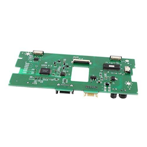 Sharplace Ricambio Scheda Madre PCB Inferiore Per Xbox 360 Slim Lite-on Dg-16d4s 16d5s