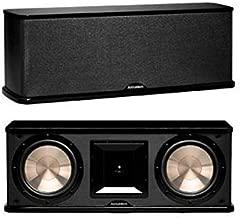 BIC Acoustech PL-28II Center Speaker - Black