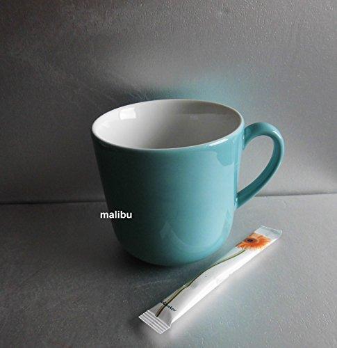 Dibbern SONDERAKTION Solid Color - Becher mit Henkel 0,32 l - Malibu - NEU