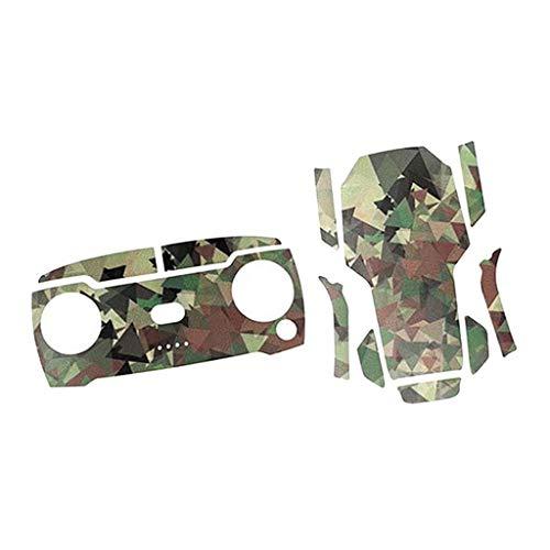 Colcolo Pelli Adesive Impermeabili Wrap Sticker Body Protector per - MC02, 205X165mm