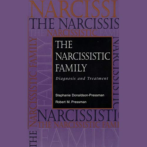 The Narcissistic Family cover art