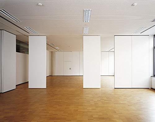 Hart PVC Kunststoffplatte 2000x1000x1 mm mit einseitiger Schutzfolie - Farbe weiß seidenmatt