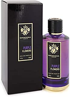100% Authentic MANCERA PURPLE FLOWERS Eau de Perfume 120ml Made in France + 2 Mancera Samples + 30ml Skincare