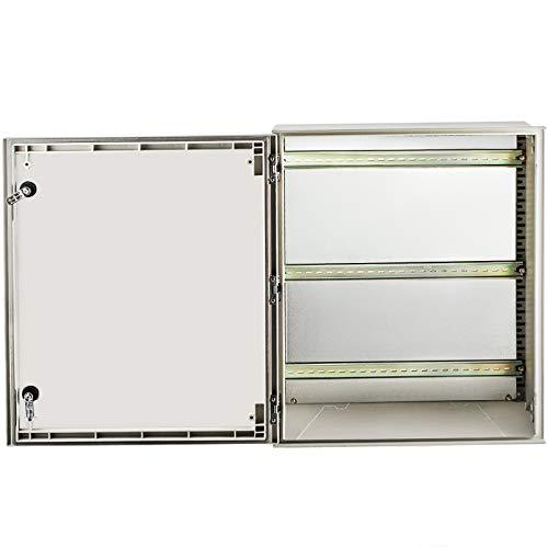 VEVOR Fiberglass Enclosure 23.6 x 19.7 x 9.1