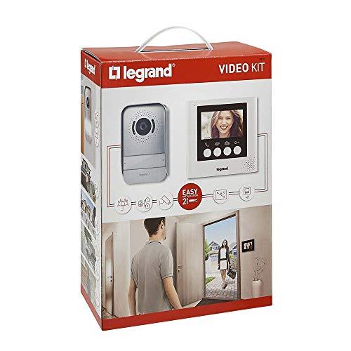 Legrand, videocitofono con 2fili di...
