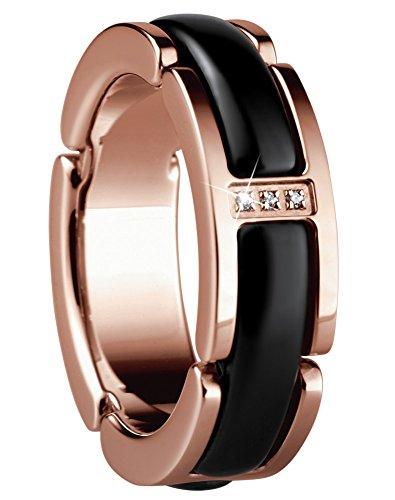 BERING Ring für Damen in silber   Twist & Change   502-36-65