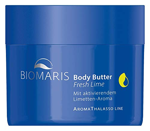 BIOMARIS body butter fresh lime 200 ml Creme