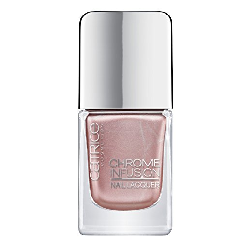 Catrice - Nagellack - Chrome Infusion Nail Lacquer - Stunning Rose Gold