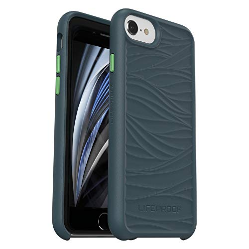 LifeProof Wake Series Case for iPhone SE (2nd gen - 2020) & iPhone 8/7/6s/6 (NOT Plus) - Neptune (Stargazer/Green ASH)