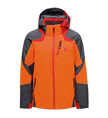 Spyder Leader Kinder Ski/Snowboardjacke L Orange (bryte orang)