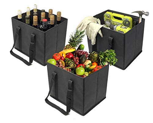 Our #7 Pick is the Veno Reusable Grocery Baskets