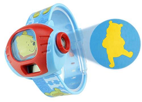 Mabax Disney Winnie Pooh Bär Armbanduhr Kind Uhr Lernuhr Kinderuhr Digital Ostern