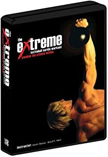 extreme kettlebell cardio workout