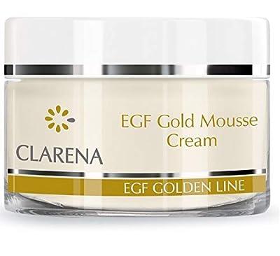 Clarena EGF Rejuvenating Anti Wrinkle Gold Mousse Cream 50ml from Clarena