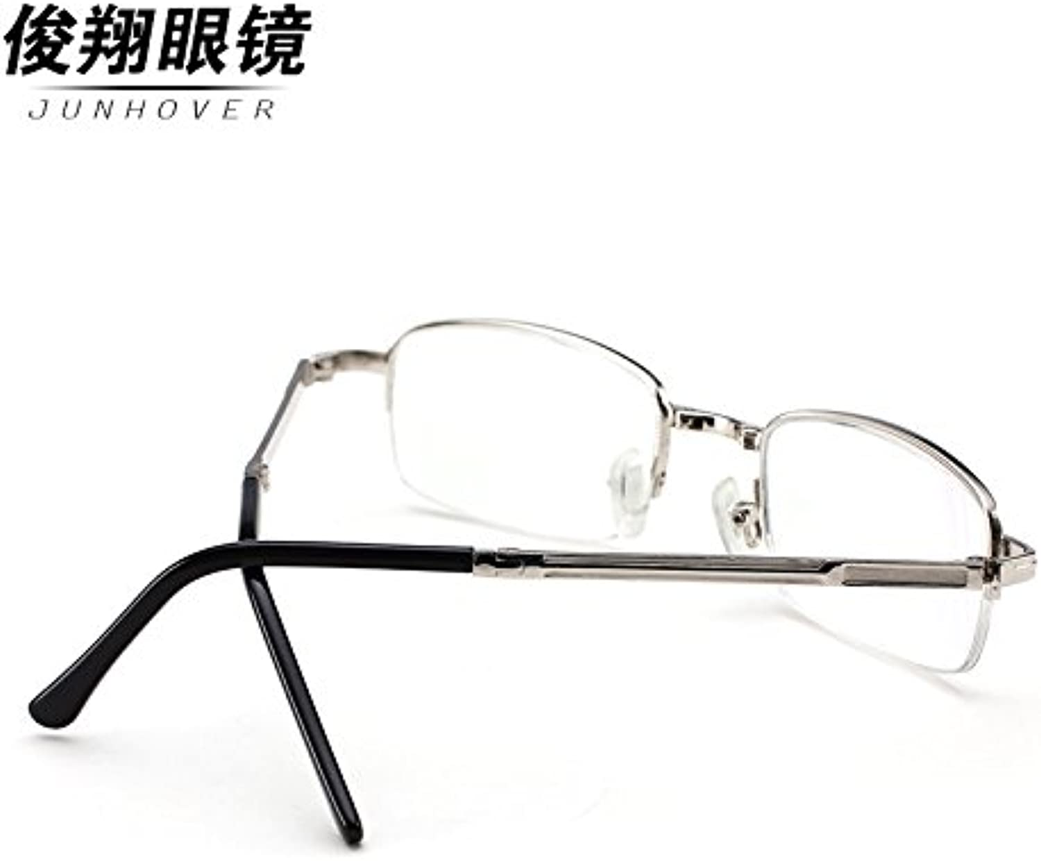 BM presbyopic glasses brand full frame are folded a spectacle glasses multifunctional female male resin,Resin coated 350 degrees