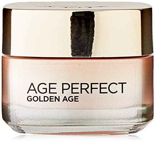 L'Oreal Age Perfect Golden Age Rosy Glow & Radiance Tinted Day Cream, Face Cream Skin Care for Mature Skin 50 ml