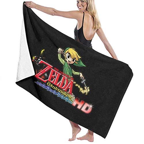 Toalla de playa FSTGFFST The Legend of Zelda Wind Waker de