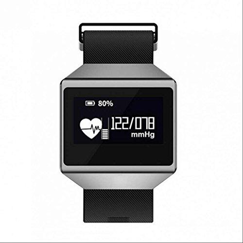 Fitnessarmbänder Intelligente Armband Schrittzähler sportuhr mit Real Time Heart Rate Monitor Kalorie Tracking Finder Anti lost Nachricht Erinnerung für IOS und Android