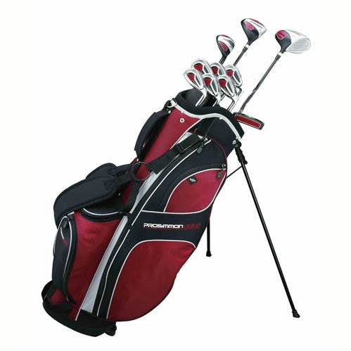 Prosimmon Golf DRK Mens RH GRAPHITE Hybrid Club Set