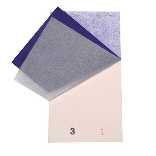 Henryb Durchschreibeblock für Restaurants, 1 Durchschlag, 7,6 x 14cm