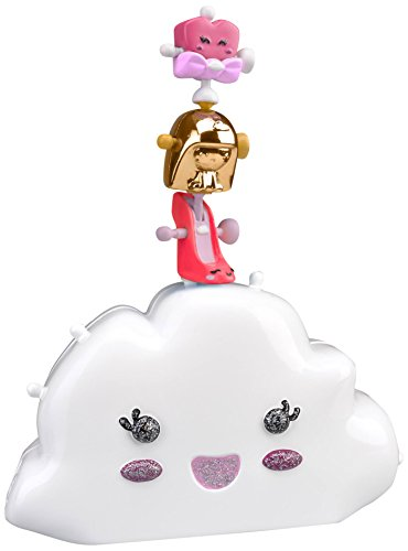 Wizies- Nube Sorpresa con 3 figuritas: Modelo 2 (Famosa 700014291)