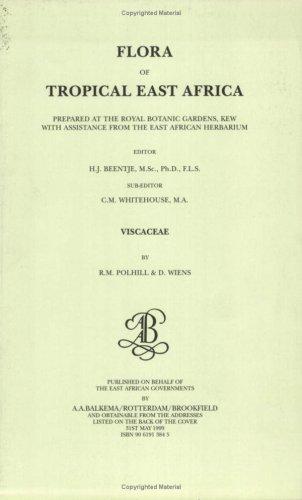 Flora of Tropical East Africa - Viscaceae (1999)