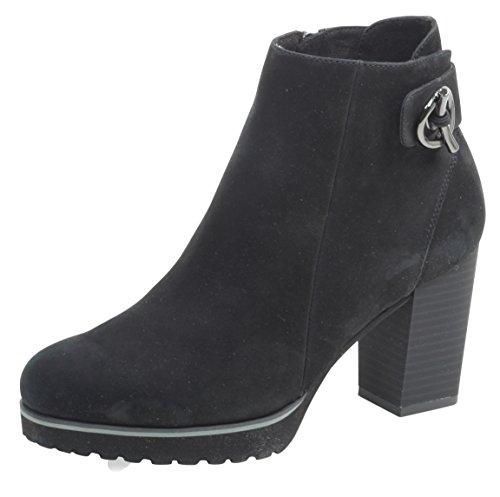 CAPRICE Damen Plateaustiefeletten 25430-21,Frauen Stiefel,Boots,Halbstiefel,Plateau-Bootie,hoch,...
