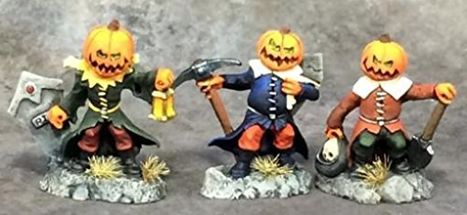 Pumpkin Minions by Dark Heaven