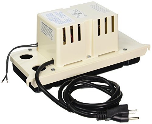 Little Giant 554210 VCC-20ULS 1/30 HP Low Profile Tank Condensate Removal Pump, 6