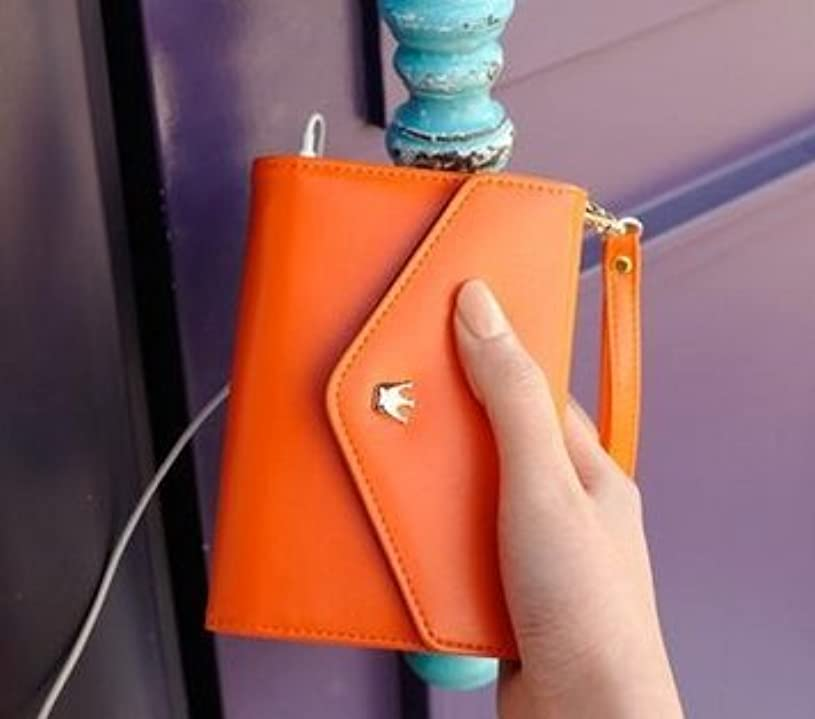 ゲートデコラティブ生理Crown smart pouch スマホケース お財布 Sサイズ