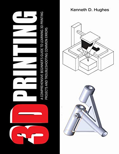 3D PRINTING: A Comprehensive Beginner's Guide to Learning 3D Printing projects and Troubleshooting Common Errors (English Edition)