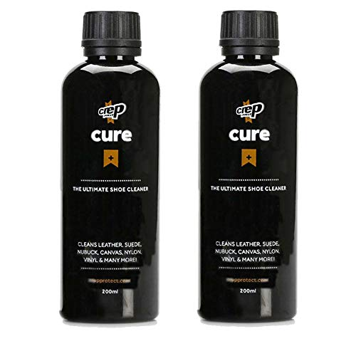 crep protect Ultimate Shoe Cleaner (2 Bottles)