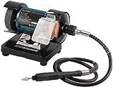 3' 70MM multifuncional banco eléctrico amoladora perforación W/eje