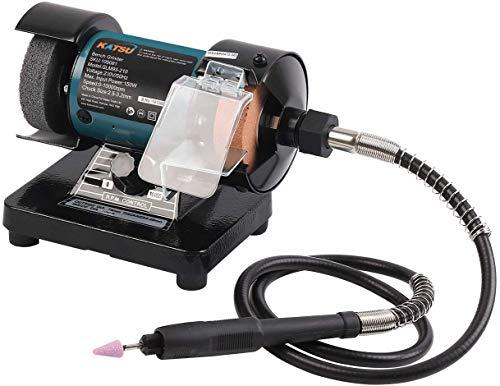 """3"""" 70MM multifuncional banco eléctrico amoladora perforación W/eje"""