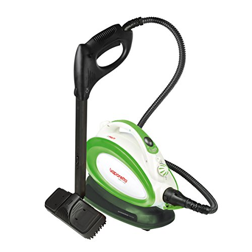 Polti Vaporetto Handy 25 Plus Steam Cleaner, 3.5 Bar, kills and eliminates 99.99% * of viruses, germs and bacteria