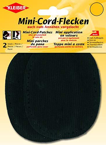 Kleiber + Co.GmbH Fein-Cord-Flecken Mini, ca. 11 cm x 8,5 cm