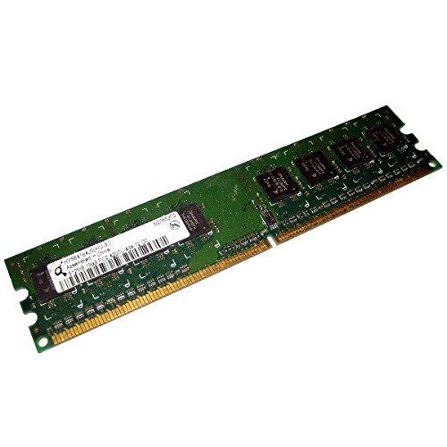 Arbeitsspeicher (Reduktion INFINEON HYS64T64000HU - 3S-A (512 MB DDR2 667Mhz 2-5300U PC