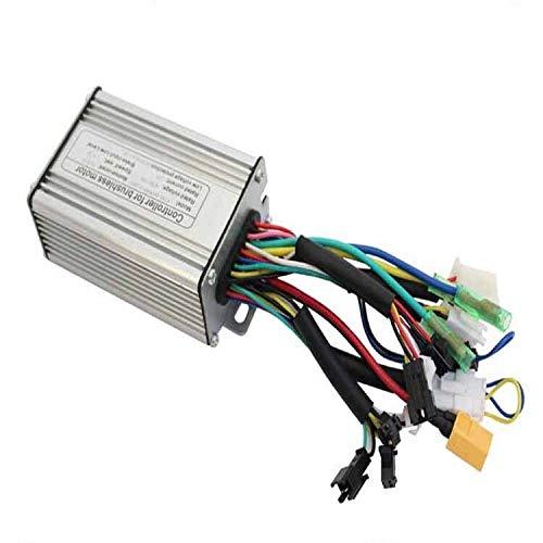 MXBIN Controlador de par 24V / 36V 250W / 350W sin escobillas...