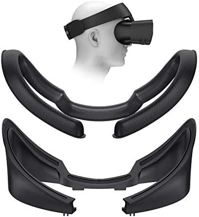 KIWI design Face Replacement Accessories for Oculus Rift S VR Facial Interface Bracket and 2 product image