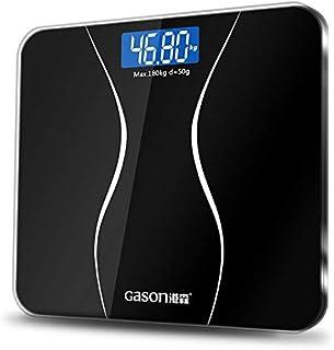 báscula de baño Precisión Báscula De Baño Cuerpo Smart Electronic Electronic Weight Home Floor Balance Lcd Display