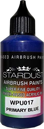 Stardust Airbrush verf, acryl, blauw, 60 ml