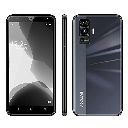 4G Smartphone Offerta del Giorno,64GB Espansa | 16GB ROM 5.5 Pollici Android 9.0 8MP, Offerta Del Giorno Smartphone Telefono Cellulare con Wifi Dual SIM 3600mAh Cellulari e Smartphone (nero)